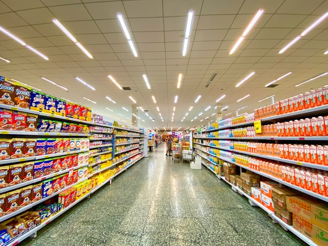 Wholesale Grocery Distribution Centers in America